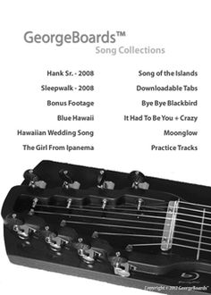 SteelGuitarCamp offers the complete collection of GeorgeBoards DVDs, Blu-Rays, and Internet lessons. Lap Steel Guitar, Wedding Songs, Guitar Lessons, Guitars, Classroom