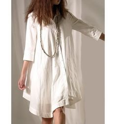 Long Hem Linen