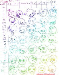 New memes faces facial expressions cartoon 39 Ideas Drawing Face Expressions, Cartoon Expression, Expression Sheet, Facial Expressions, Drawing Meme, Drawing Prompt, Manga Drawing Tutorials, Art Tutorials, Drawing Reference Poses