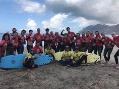 Sesiones muy divertidas con nuestros alumnos  la próxima más  @lasantaprocenter  http://ift.tt/SaUF9M #surfcanarias #lanzarote #famara #surflanzarote #lanzarotesurf #surflesson #surfcompany #surfcamp #surfcamplanzarote #surfselect #surfschool #lasantasurf #lasantasurfprocenter #lasantasurfschool
