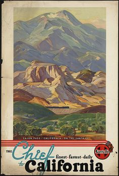 The Chief to California by Boston Public Library, via Flickr
