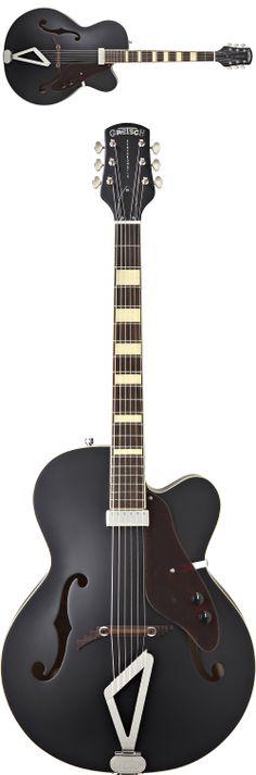Gretsch® G100 BKCE Synchromatic™ Cutaway Black