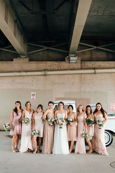 A modern vintage affair at Jackson Terminal with geometric terrariums and succulents and vintage decor by Erin Morrison Photography