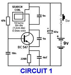 colpitts 1mhz to 20 mhz crystal oscillator circuit elektronik rh pinterest com