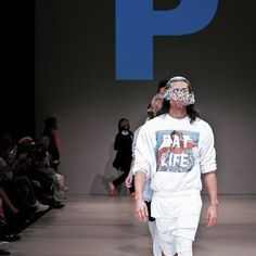 Dope shot of our dat life sweater in the @parloque show at @fashionarttoronto last night  www.untitledandco.com/products/dat-life