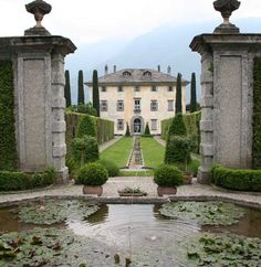 Villa Balbiano | Ossuccio #lakecomoville
