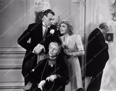 photo Gary Cooper Claudette Colbert Elizabeth Patterson Bluebeards 8th Wife 1097-19
