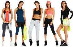 Discount of up to 50% on Women's Sportswear at Zalora