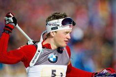 Norway, Baseball Cards, Biathlon