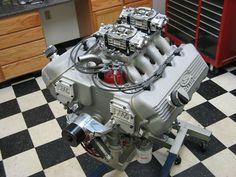 VWVortex.com - Oldsmobile DOHC 455...Engine that never was