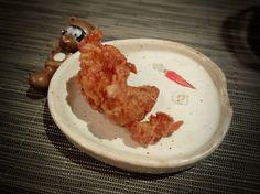 Japanese cuisine -Bouchée de lotte frite- www.iloli-restaurant.com