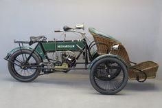 NSU 1907 3½hp 500cc