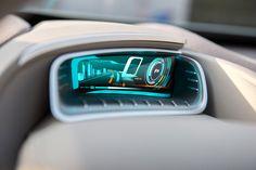 Buick Riviera Concept, 2013 - Interior