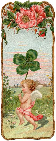 Image detail for -st patrick « The Vintage Workshop Blog: The Workshop Window