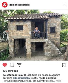 Estamos na Pais & Filhos @paisefilhosoficial . Biel curtindo Portugal dos Pequenitos @portugaldospequenitos em Coimbra em Maio/17. . O link está aqui: https://ift.tt/2lv0UG4 . Portugal dos Pequenitos é um encanto já mostrei algumas vezes por aqui. E no blog tem post completinho contando tudo sobre a nossa visita. . . . . . #portugaldospequenitos #portugal #paisefilhos #blogparceiropf #paisefilhosadora #enostambem #portugalcomcrianca #crianca #viajofeIiz #viagemcomcrianca #viagenscomfilhos