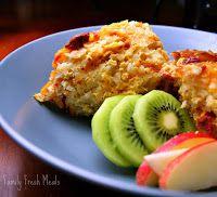 CROCK POT BREAKFAST CASSEROLE http://www.familyfreshmeals.com/2012/01/crockpot-breakfast-casserole.html