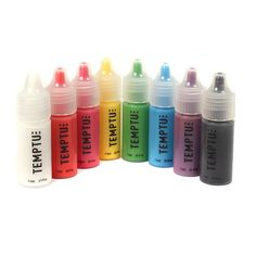 Temptu - SB 8pc Hi Def Color Starter Kit 1/4 oz