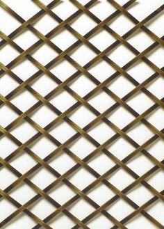 301 - AB - Wire Mesh Lattice Insert for Cabinet Doors