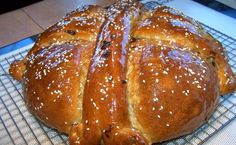 Greek Christmas, Christmas Bread, Christmas Time, Cooking Time, Cooking Recipes, Braided Bread, Greek Recipes, Banana Bread, French Toast
