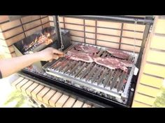 Basic Kitchen Area Concepts For Inside or Outside Kitchen areas – Outdoor Kitchen Designs Fire Pit Bbq, Fire Pit Table, Barbecue Area, Bbq Grill, Bbq Smoker Trailer, Brick Bbq, Basic Kitchen, Homemade Bbq, Built In Grill