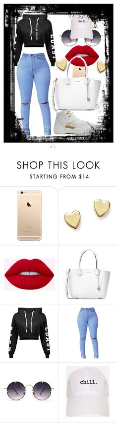 """""""Making a set from the """"My Items"""" category challenge"""" by anna-bigsis ❤ liked on Polyvore featuring Bloomingdale's, Michael Kors and Spitfire"""