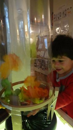An easy-to-make DIY wind tube - pinned via Leigh Ann Yuen - Garden Gate Child Development Center ≈≈ https://www.facebook.com/photo.php?fbid=728004467209601&set=a.728004053876309.1073741946.124947750848612&type=1&theater