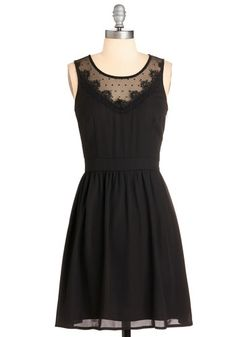 In the Thrill of the Night Dress | Mod Retro Vintage Dresses | ModCloth.com