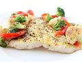 Easy Baked Tilapia ~ Food on the Table