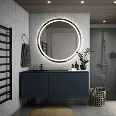 Mirror, Bathroom, Furniture, Instagram, Home Decor, Bath Room, Homemade Home Decor, Mirrors, Bathrooms