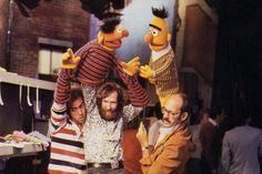 Sesame Street cast: 15 magical behind-the-scenes photos