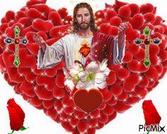 SUEÑOS DE AMOR Y MAGIA: Jesús TE AMA