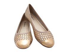 << ESGOTADA >> Sapatilha tressé cobre, apenas R$139.90 + frete grátis    Para verificar a numeração e efetuar a compra é só entrar em contato pelo e-mail: vendas@sapatilhashop.com.br