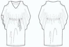 Satsuki dress pattern (via victorypatterns.com)