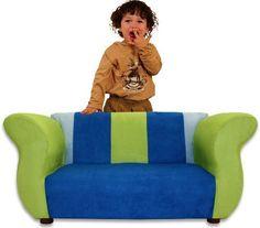 Fantasy Furniture Fancy Sofa, Blue/Green by Fantasy Furniture, http://www.amazon.ca/dp/B00AUW1MMI/ref=cm_sw_r_pi_dp_9VrUrb066P93J