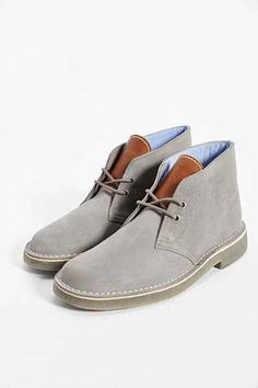 Clarks X Herschel Supply Co. Suede Desert Boot - Urban Outfitters