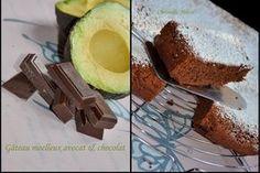 Recette de gâteau moelleux avocat et chocolat