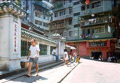 Hong Kong: Cat Street. One of my favorite haunts.