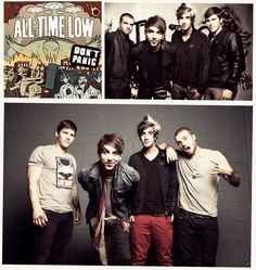 All Time Low - I want to see them in concert sooooo badly!! .xx