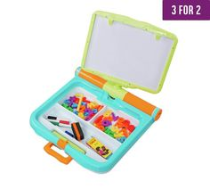 Buy Chad Valley PlaySmart Magnetic Learning Play Desk at Argos.co.uk, visit Argos.co.uk to shop online for Activity toys, Baby and pre-school toys, Toys Activity Toys, Play To Learn, Learning Toys, Argos, Pre School, Activities For Kids, Magnets, Desk, Shop