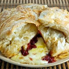 Sharon's Baked Brie Recipe