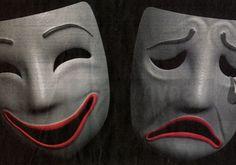 theater maskers - Google zoeken