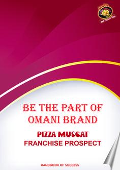 Pizza Muscat Brochure 1
