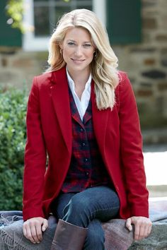 """""""Shop Chadwicks of Boston for our Fully Lined Wool Blazer. Browse our online catalog for more classic clothing, shoes & accessories to finish your look. 60 Fashion, Over 50 Womens Fashion, Blazer Fashion, Fall Fashion Trends, Fashion Over, Autumn Fashion, Fashion Outfits, Fashion Clothes, Fashion Ideas"""