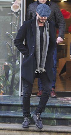 Trendy Shoes Casual For Men Style 2019 37 Fashion Walk, Boy Fashion, Mens Fashion, Fashion Outfits, Style Fashion, Fashion Sites, Fashion Trends, Estilo David Beckham, David Beckham Style