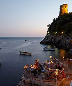 Restaurants with a View: Il Pirata