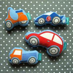 lukola handmade // pierwsze autka dla dzidziusia // first cars bor baby