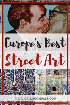 #Streetart in #Europ
