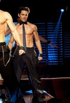 'Magic Mike' Star Matt Bomer Shirtless