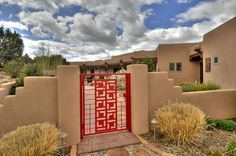We know how to make an entrance! Offered by Home Team Santa Fe – Sotheby's International Real Estate – Santa Fe NM 96 Bluestem Dr, Santa Fe, NM, 87506 - MLS #201201865