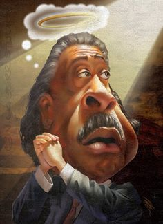 Rev. Al Sharpton - instigator, tax evader, racist, race baiter, liar.